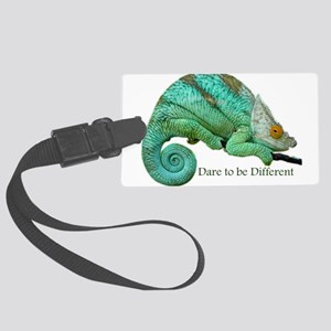 Dare to be Different Large Luggage Tag