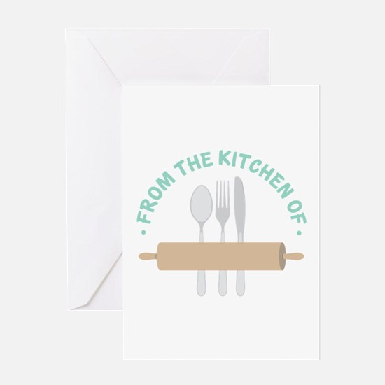 From the Kitchen of... Greeting Cards