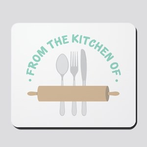 From the Kitchen of... Mousepad