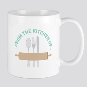 From the Kitchen of... Mugs