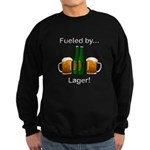 Fueled by Lager Sweatshirt (dark)