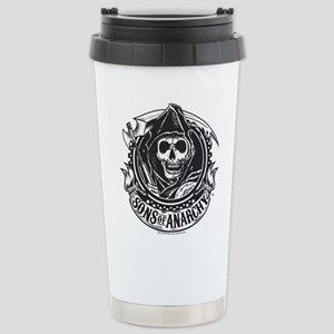 Sons of Anarchy Stainless Steel Travel Mug