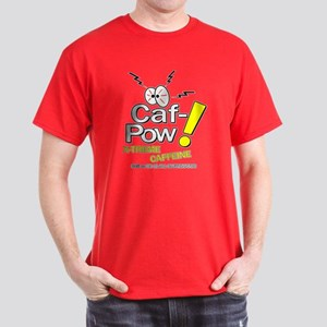 caf-pow Dark T-Shirt