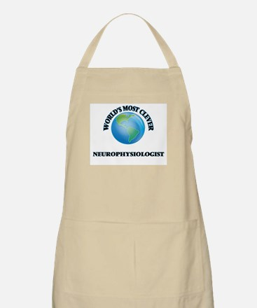 World's Most Clever Neurophysiologist Apron