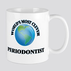 World's Most Clever Periodontist Mugs