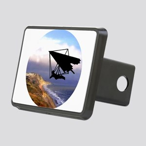 Hang Gliding Over the Cali Rectangular Hitch Cover