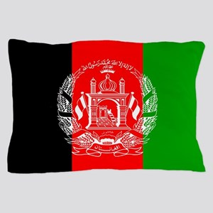Afghanistan flag Pillow Case