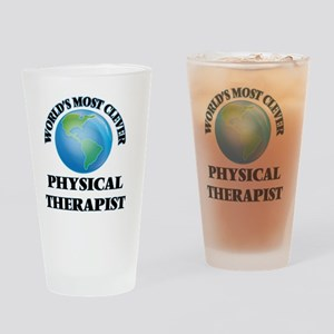 World's Most Clever Physical Therap Drinking Glass
