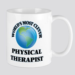 World's Most Clever Physical Therapist Mugs
