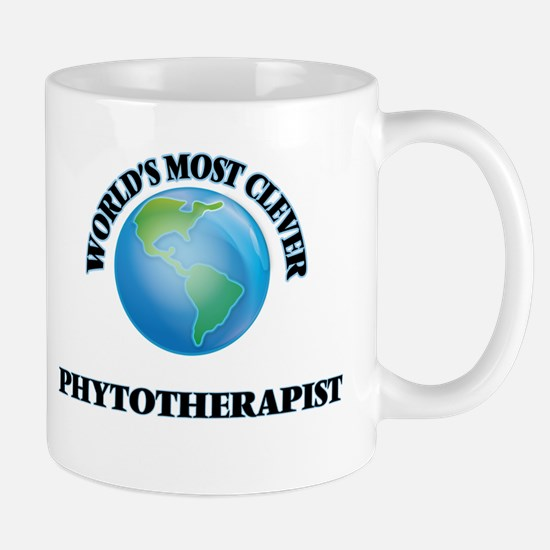 World's Most Clever Phytotherapist Mugs