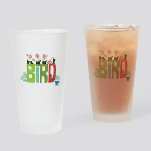 Family Guy Bird is the Word 2 Drinking Glass
