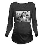 Rowan Long Sleeve Maternity T-Shirt