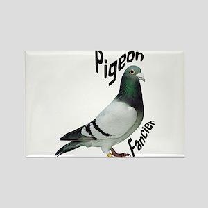 Pigeon Fancier Magnets
