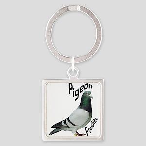 Pigeon Fancier Keychains