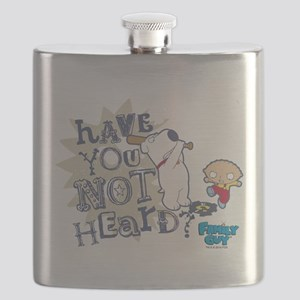 Family Guy Have You Not Heard Flask
