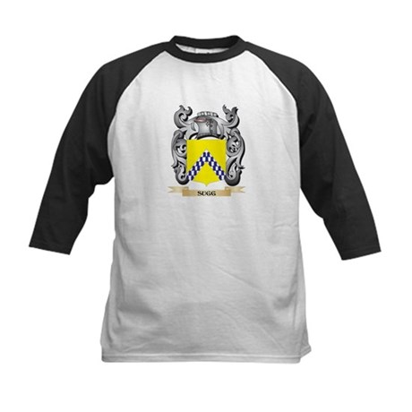 Sugg Coat of Arms - Family Crest Baseball Jersey