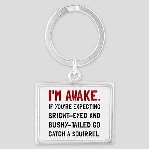 Go Catch Squirrel Keychains