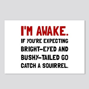 Go Catch Squirrel Postcards (Package of 8)