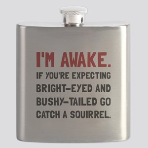 Go Catch Squirrel Flask