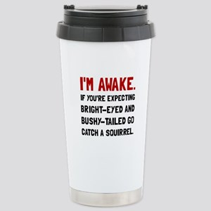 Go Catch Squirrel Travel Mug
