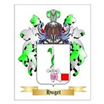 Huget Small Poster