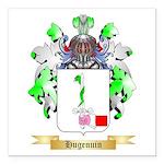 Hugenuin Square Car Magnet 3