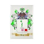 Hug Rectangle Magnet (100 pack)