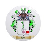Huet Ornament (Round)