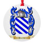 Huerta Round Ornament