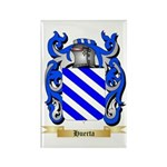 Huerta Rectangle Magnet (100 pack)