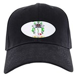 Hue Black Cap
