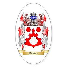 Hudson Sticker (Oval)