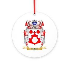 Hudson Ornament (Round)
