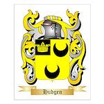 Hudgen Small Poster