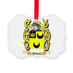 Hudgen Picture Ornament