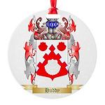 Huddy Round Ornament