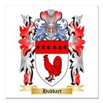 Huddart Square Car Magnet 3