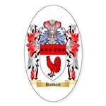 Huddart Sticker (Oval 50 pk)