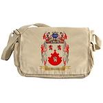 Huckle Messenger Bag