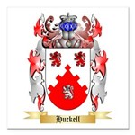 Huckell Square Car Magnet 3