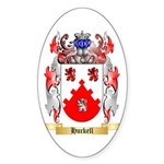 Huckell Sticker (Oval)