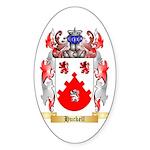Huckell Sticker (Oval 50 pk)
