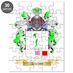 Huchon Puzzle