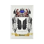 Hubner Rectangle Magnet (100 pack)