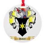 Hubert Round Ornament