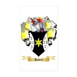 Hubert Sticker (Rectangle 50 pk)