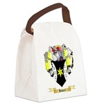 Hubert Canvas Lunch Bag