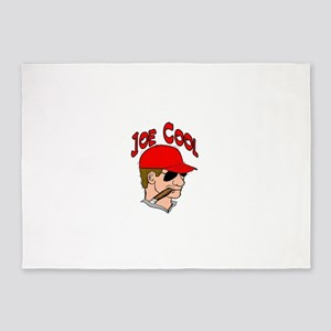 Joe Cool 5'x7'Area Rug