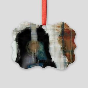 Strum Love Ornament