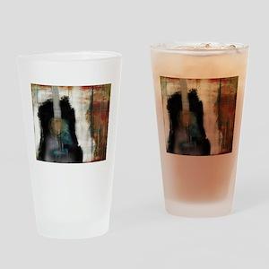 Strum Love Drinking Glass